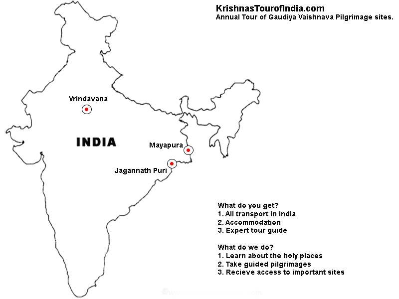 IndiaMapTour_15Apr13